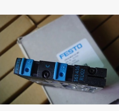 все цены на New authentic German FESTO solenoid valve CPV10-M1H-2X3-GLS-M7 161416 онлайн