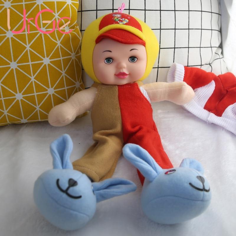 Kawaii Original mode poupée en peluche en silicone bébé poupées pour vente jouets pour enfants anniversaire cadeau de Noël URGE