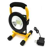 High Quality 30W 2400LM LED Camping Light 24 LEDs Outdoor Portable Lantern Camping Lamp Work Light