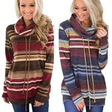 цены S-2XL women long sleeve o neck tops t shirt striped t-shirt tops winter autumn spring casual leisure tops t shirt