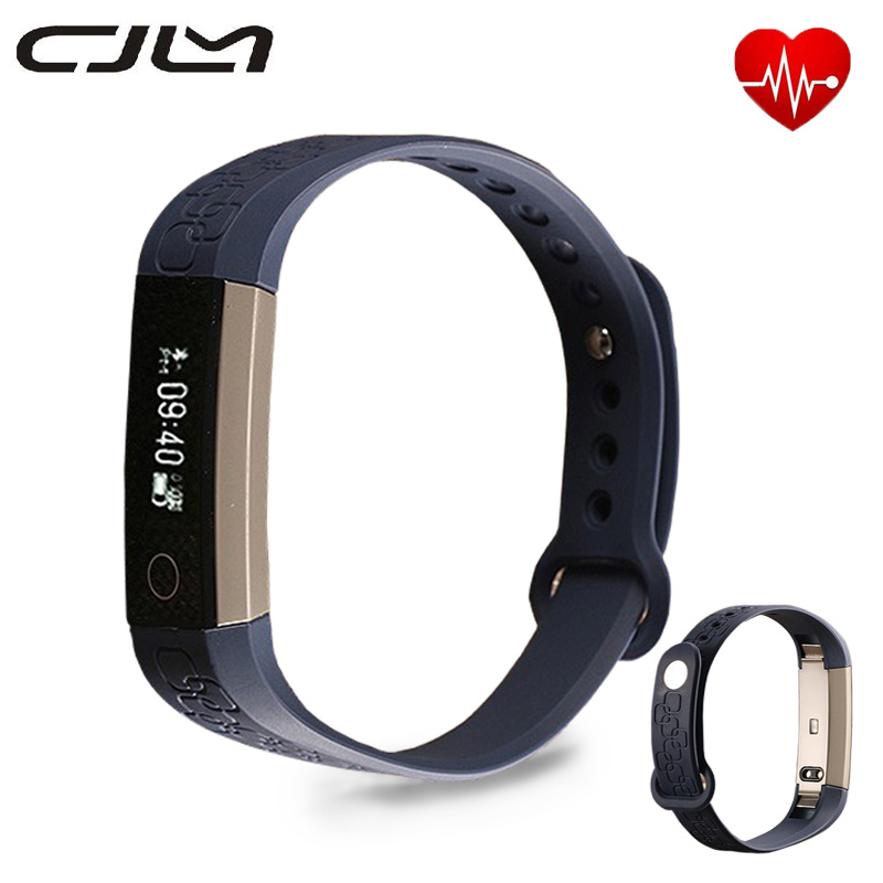 Micro K Smart Wristband Bluetooth Bracelet Heart Rate Monitor Pedometer Smart Band For IOS Android