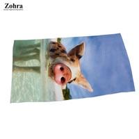 Fashion Pineapple Doughnut Pizza Chiffon Beach Towel Tapestry Mat Blanket Decor Bathroom Bath Towels for Adults 3DBH07