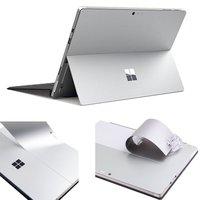 XSKN для microsoft Surface Pro 6 (2018 +) Surface Pro 5, Surface Pro 4 12,3-дюймовый ультра тонкий чистый серебристый задняя наклейка