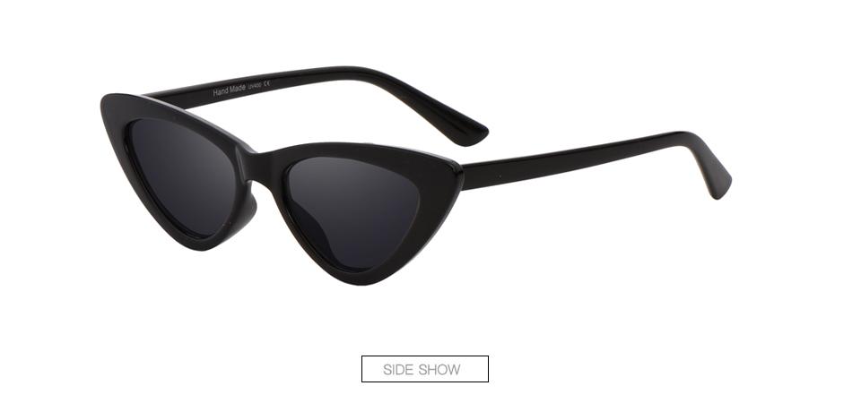 HTB1RLIYmamgSKJjSspiq6xyJFXag - Winla Fashion Design Cat Eye Sunglasses Women Sun Glasses Mirror Gradient Lens Retro Gafas Eyewear Oculos de sol UV400 WL1127