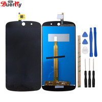 BKparts 1pcs Full LCD For Acer Liquid Z530 LCD Display Touch Screen Tools Glass Assembly Replacement