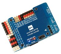 F405 WING STM32F405 Flight Controller Control With INAVOSD MPU6000 BMP280 /Support Fly Wing Fixed Wing