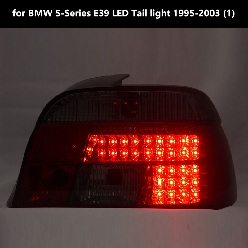 For BMW 5 Series E39 520i 525i 528i 530i 535i 540i LED Tail Lights 1995 2003 Year In Car Light Assembly From Automobiles Motorcycles On Aliexpress