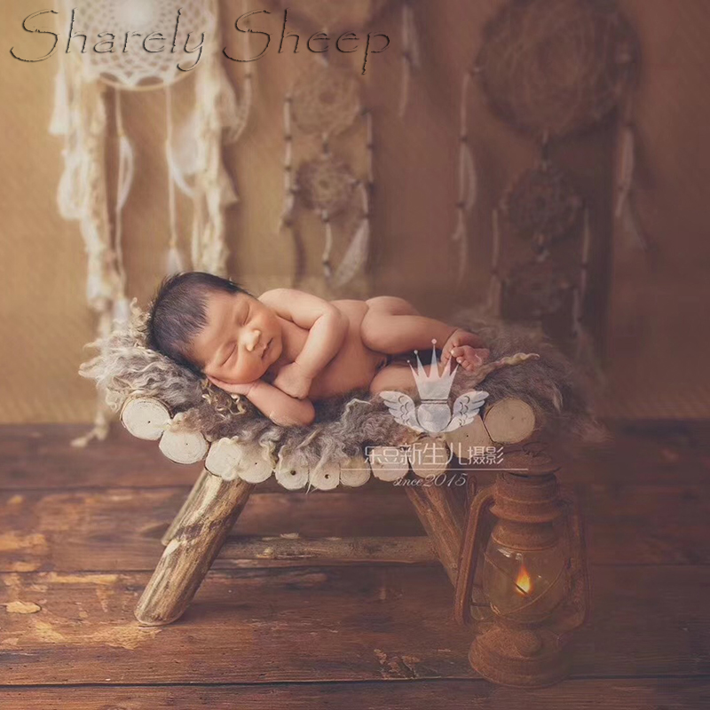 Bohemia Newborn Photography Props Dream Catcher Backdrop Baby Photo Shoot Studio Posing Props Baby Fotoshooting Background