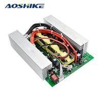 High Power 1200W Solar Power Inverter Power Supply Car Inverter 12V To 220V With Heat