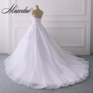 Image 4 - Summer Lace Wedding Dress 2020 Spaghetti Straps Plus Size Bridal Dress Simple Vestidos de Noiva свадебные платья for Women