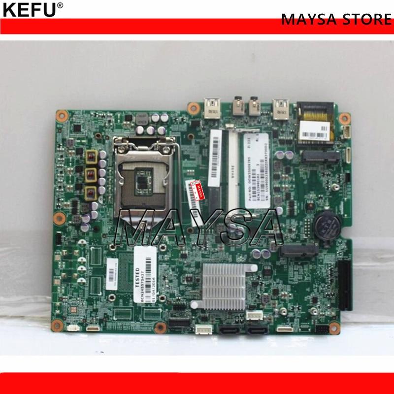 DDR3 90000840 CIH61S1 REV 1.0 Fit Pour Lenovo IdeaCentre AIO C440 C320 B320 C340 Tout-en-Un PC carte mère LGA1155