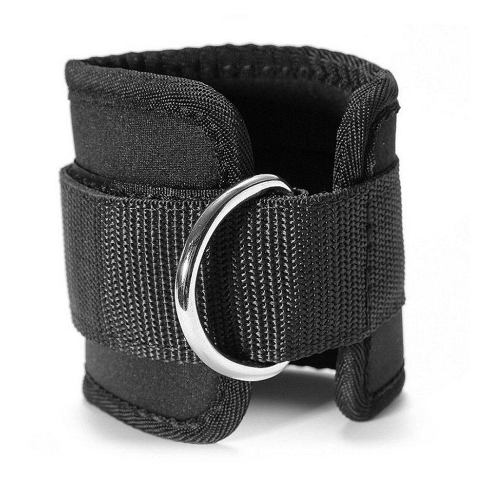YCYU Pair of Adjustable Ankle Straps for Cable Machine Crossfit Leg Training Ankle Cuffs//Wrist Straps
