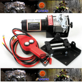 ATV Accessories 3000LB Electrie Winch for 300cc 400cc 500cc 800CC 1000CC UTV XTV  ATVs Quad Bike