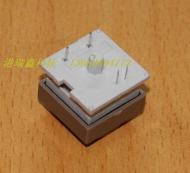 20PCS/lot  Sasse Elektronik GmbH  square gray keyboard switch
