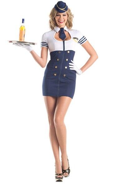 Popular Flight Attendant Uniform-Buy Cheap Flight -1484