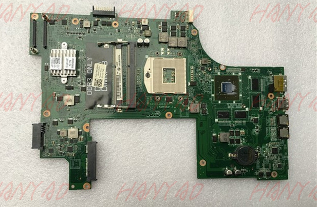 CN-0456F3 0456F3 for Dell 3750 laptop motherboard DDR3 100% TestedCN-0456F3 0456F3 for Dell 3750 laptop motherboard DDR3 100% Tested
