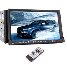 Movie MP3 Audio Auto Multimedia Video Car Stereo Vehicle Parts Double 2 Din Accessory Car DVD Player PC Autoradio Radio