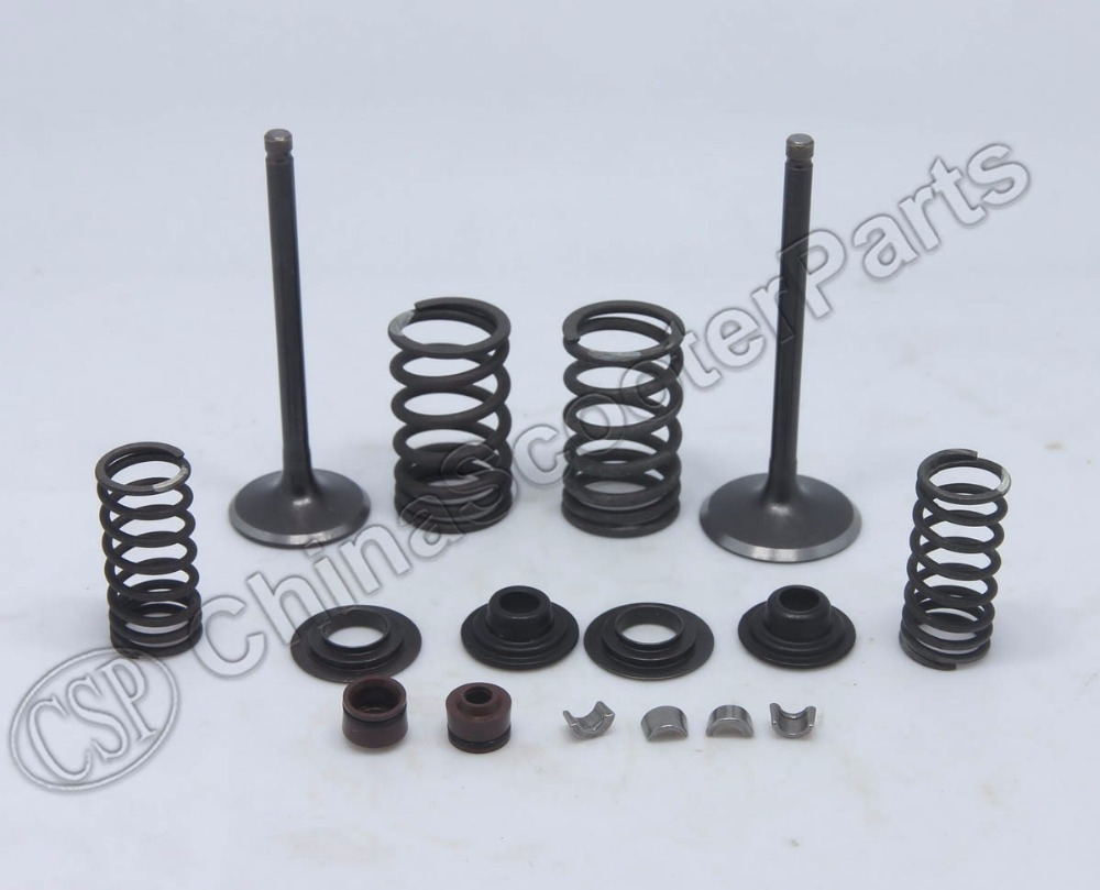 small resolution of intake exhaust valve spring kit cf moto 250 cn250 250cc jonway kazuma kinroad atv scooter buggy parts in atv parts accessories from automobiles