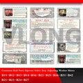 B11 B12 B13 B14 B16 B21 B22 B23 B24 B25 B26 B27 B31 B42 Common-rail-injektor Stell Scheiben Distanzscheiben dichtung Reparatur Kits