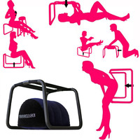 toys for adults sex toys for woman Multifunctional Bounce Weightless Elasticity Pillow Stool Sex Chair Sexy Tool G0325#30