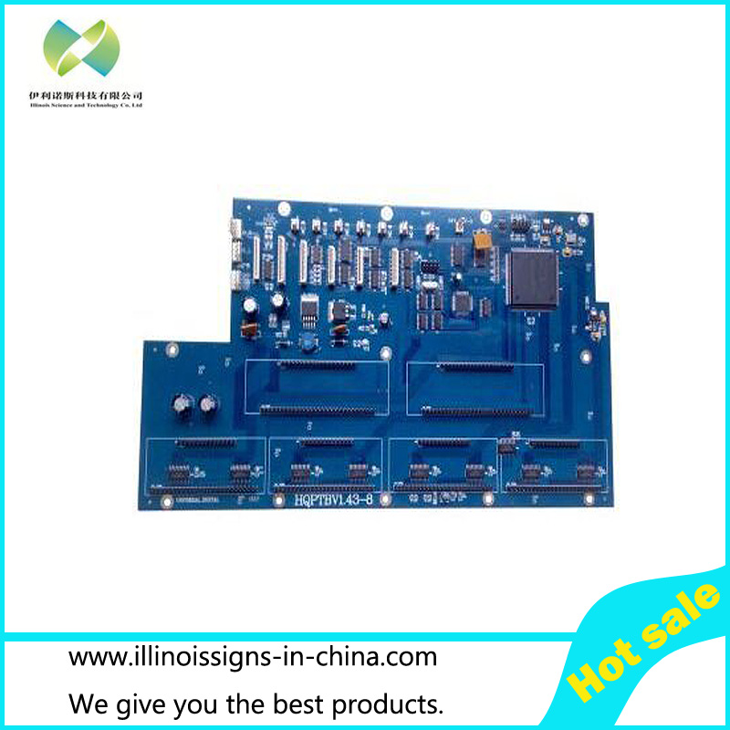 8head 50PL Printhead Board for Infiniti/Challenger