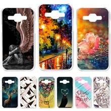 TAOYUNXI TPU caso para Samsung Galaxy J1 2016 J120F casos Galaxy Express 3  J120A J120H J120M 4d995208e71f