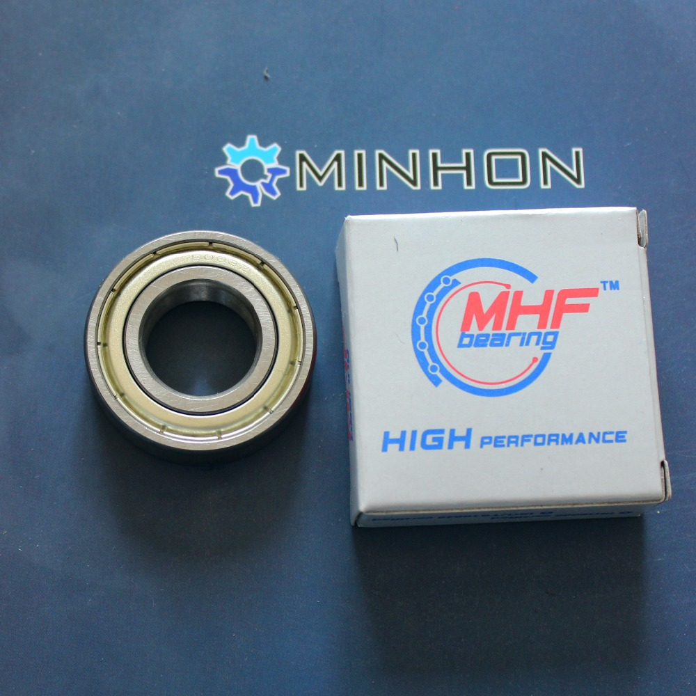 FREE SHIPPING MHF 2pcs 6003ZZ 6003-2RS Miniature Bearings Size 17x35x10 Mm Best Price High Performance