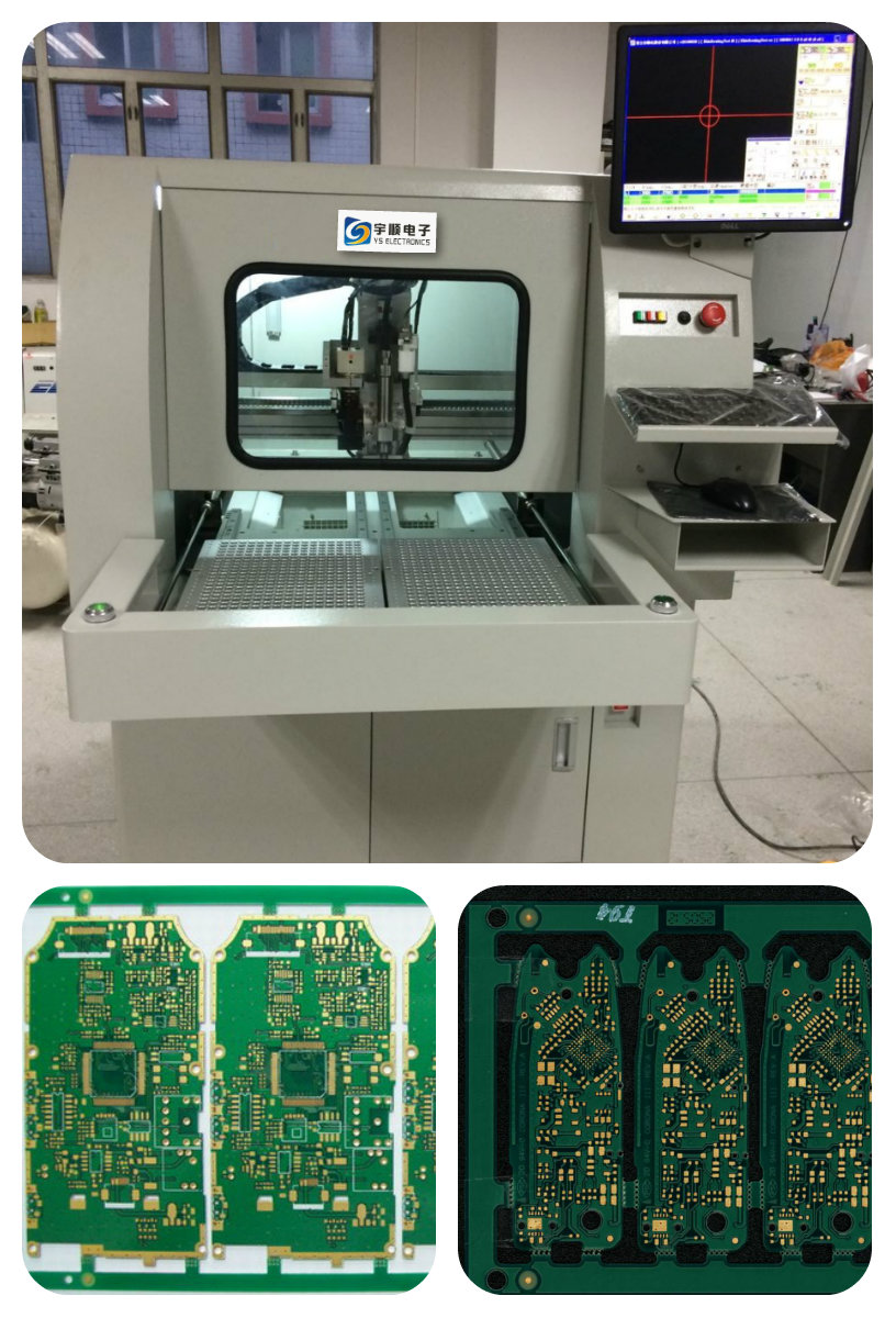 Special Board Pcb Depaneling Machine Ysvj 650 In Industrial Computer Cutting Circuit Cutter Of Pcbdepanelingmachine Way Sliding Exchanger Separator Or