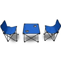 Portable folding chairs stool camping Beach Chairs Table With handbag