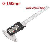 Discount! 1 PCS D-14 0-150mm 0.02mm Precision Metalic Mechanical Vernier Caliper Measuring Tool