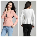 Clearance Sale Sweet Little Suit Women Tunic Jacket Outwear One Button Ol Style Long Sleeve Blazer Ladies Shawl Coat