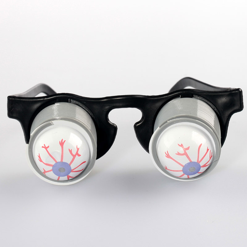 April Fools' Day Persecute Others Masquerade Articles Halloween Prop Party Glasses Funny Fall Eyes