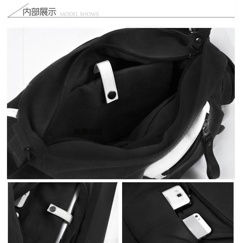 Supernatural SPN Shoulder bag Backpack Women Men Messenger Bags Rucksack Travel Gym Schoolbag Bag