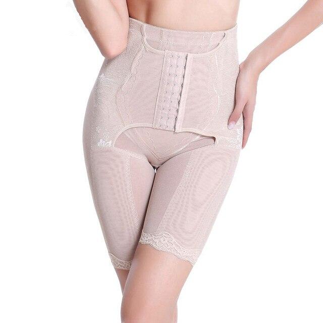 80fb1392bf Postpartum Super Comfortable High Waist Women Slimming Hook Abdomen  Underwear Hip Thin Body Waist Control Shaper Female Corsets