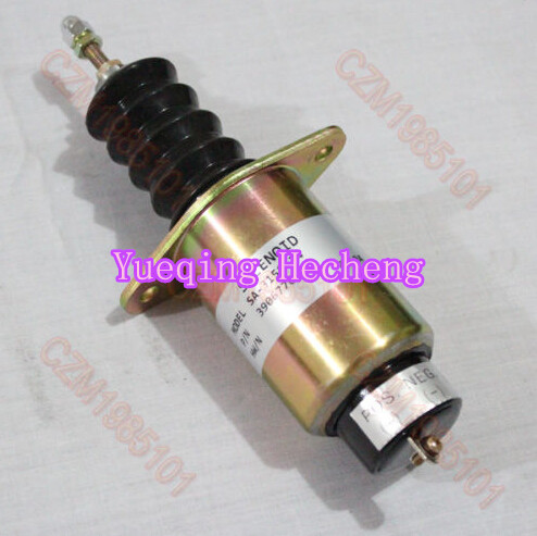 Shutdown Stop Solenoid Valve 3906776 SA-3151 24V For Engine 6CTA 8.3L куплю уаз 469 3151 в калининграде