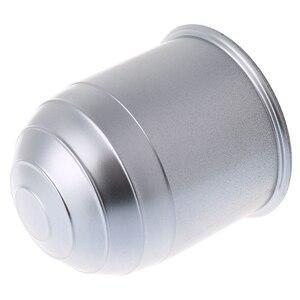 Image 4 - Uniwersalny 50mm gumowy zaczep kulowy haka holowniczego zaczep holowniczy przyczepa kempingowa Protect