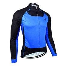 BXIO Invierno Térmica Ciclismo Jersey Invierno Ciclismo ropa Jerseys de La Bicicleta de la Bici Caliente de Costura transparente Ropa Camisa Sólo 131-J