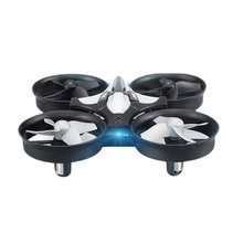 JJRC Super Mini Six-axis Aircraft hd Camera Drone Automatic stabilization system Aerial Vehicle Remote Control Fancy Rotation