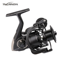 TSURINOYA NA2000 - 5000 9BB 5:2:1 Aluminum Fishing Spinning Reel Fish Tool Spinning Fishing Reel Durable Practical Carp Fishing(China)