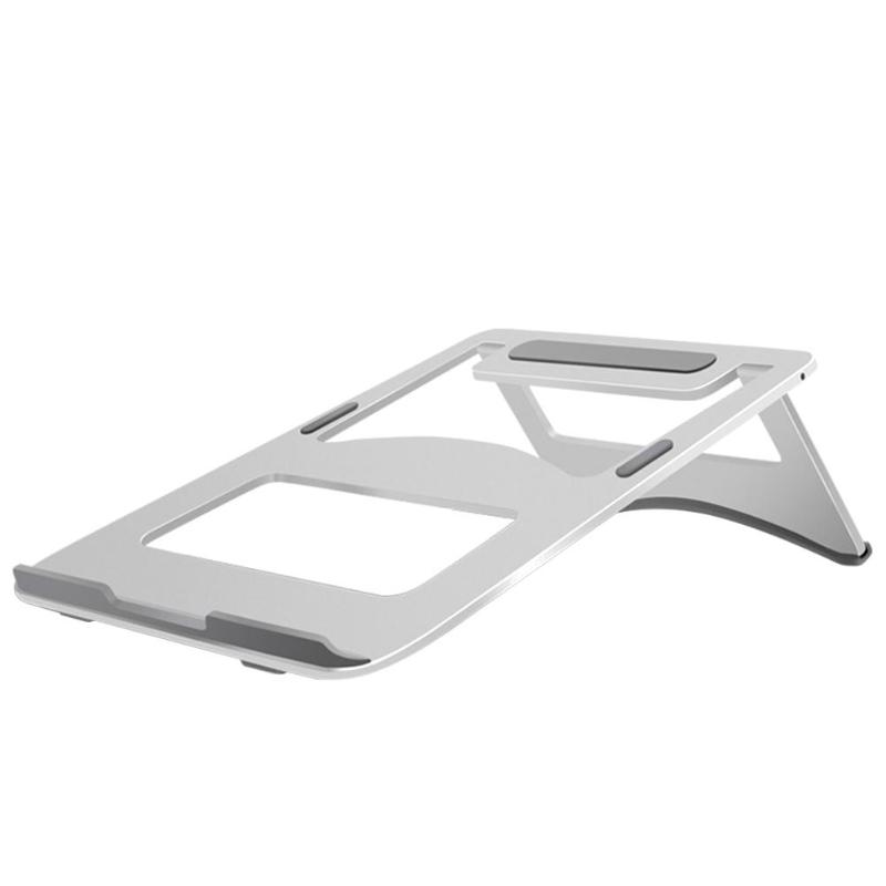 Universal Desktop Laptop Cooling Holder Foldable Aluminum Alloy Folding Storage Dock Stand Metal Bracket Support for Macbook