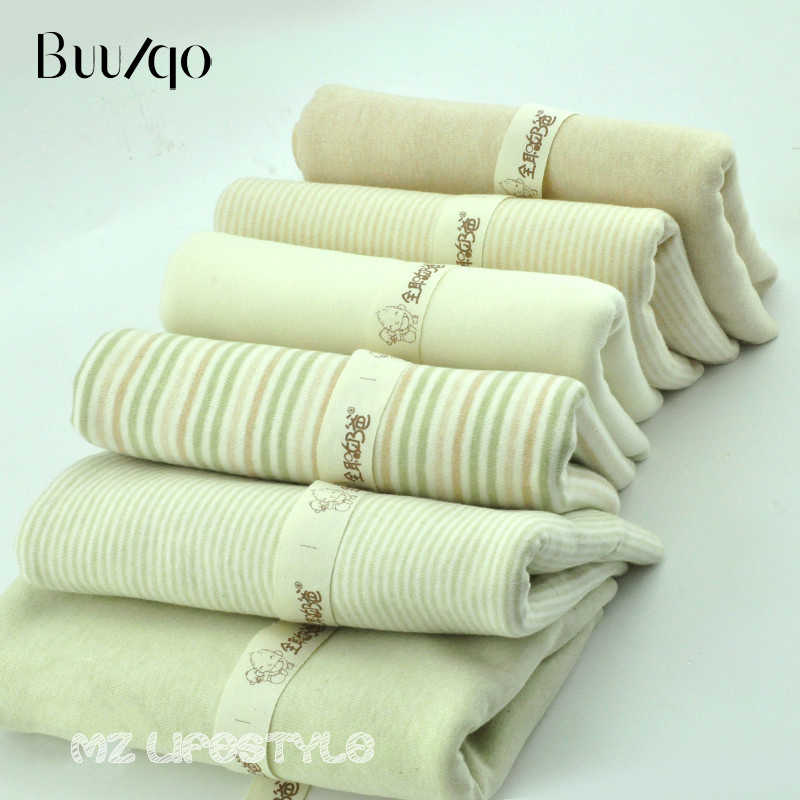 b2a9bc8d371d ... Buulqo New 50 180-190cm organic cotton fabric baby natural colored cotton  knitted jersey