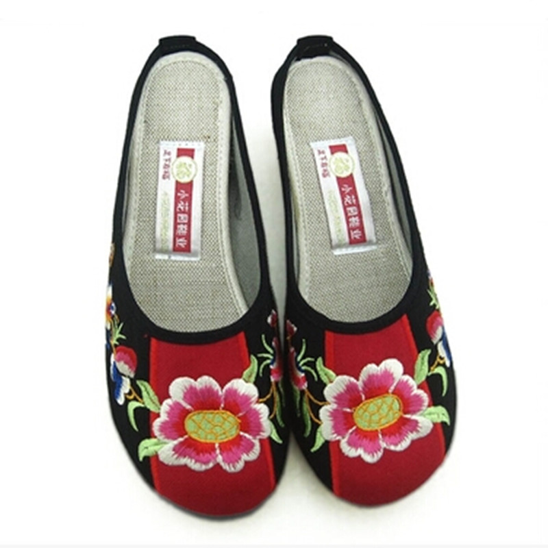 Folk Shoes Women Sandals