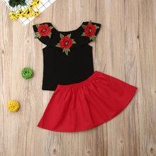 Valoraciones De Toddler Baby Girls Off Shoulder Embroidery