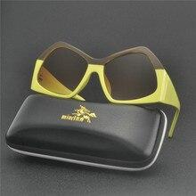 a13561462d 2019 New Fashion Two-Color Frame Sunglasses Vintage Retro Women Brand  Square Sun Glasses Female
