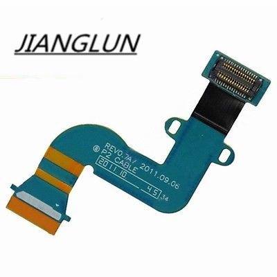 JIANGLUN LCD Screen Flex Replacement Ribbon Cable For Samsung Galaxy Tab 2 7.0 P3100 P3110 jianglun new lcd screen display flex cable for apple imac 27 a1312 mid 2011 mc813 593 1352