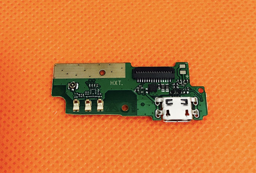 Original USB Plug Charge Board For HOMTOM HT50 MTK6737 Quad Core 5.5 Inch Free shipping