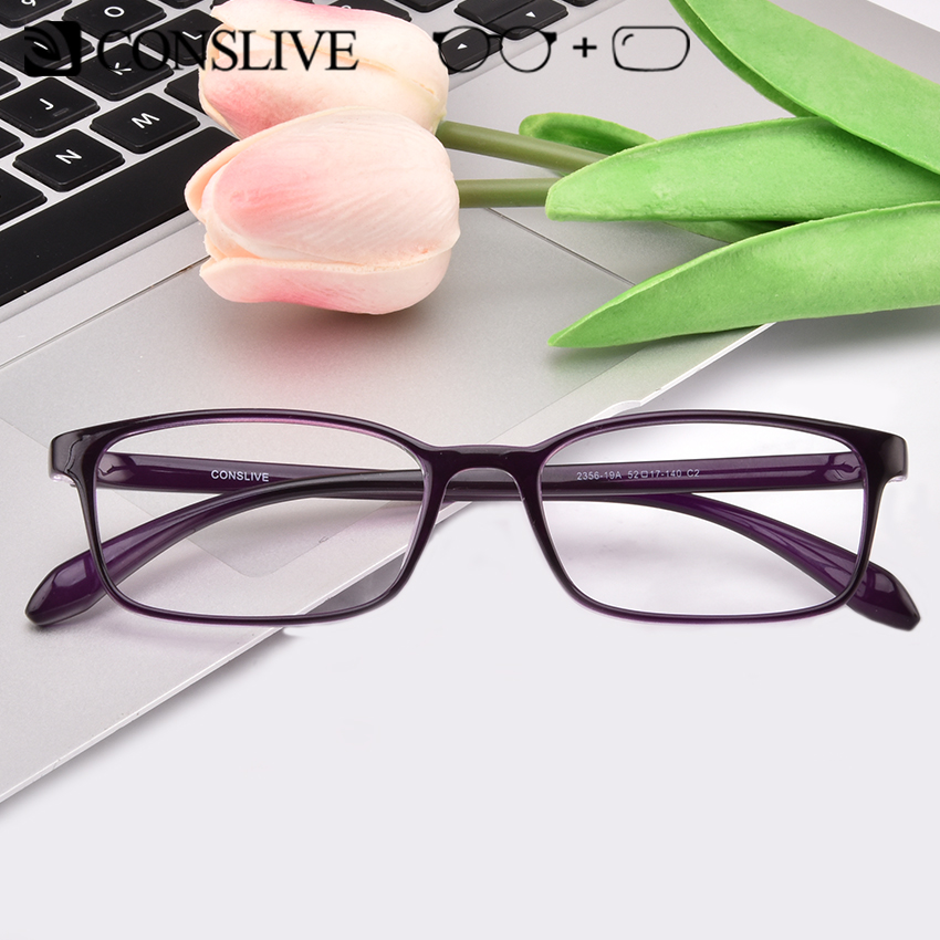 Adjustable Women Prescription Glasses TR90 Hyperopia Glasses Elder Reading Astigmatism Myopic Eyeglasses Vision Correction
