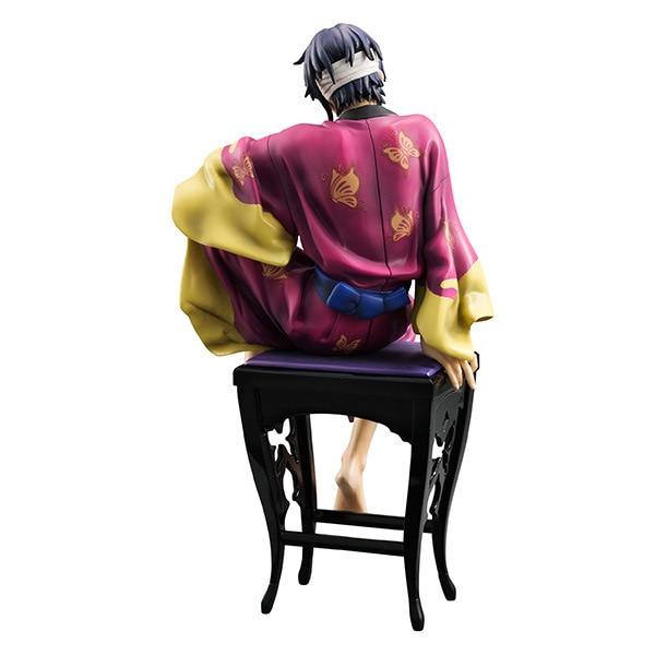 Аниме фигурка Шинскэ Такасуги Гинтама 16 см 1