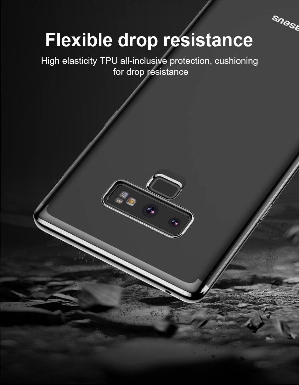 Baseus Transparent Case Samsung-Galaxy-Note-9