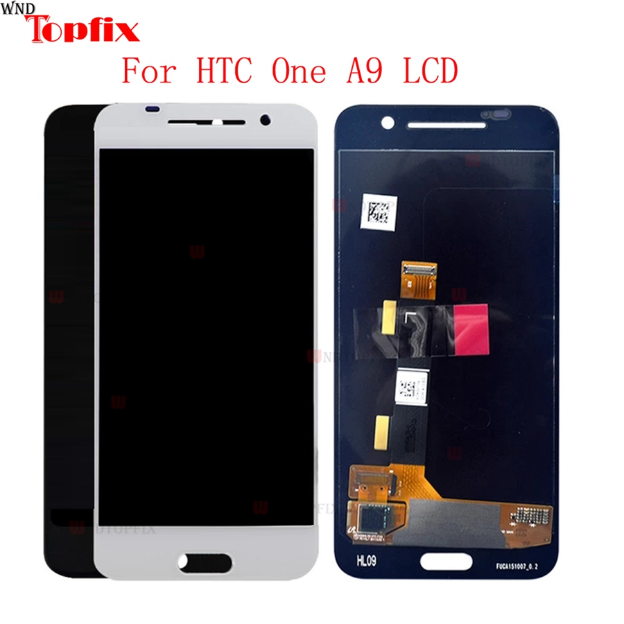 5.0Inch LCD For HTC One A9 A9W A9T A9D 100%Tested LCD Display Touch Screen Digitizer Assembly Replacement Parts For HTC One A95.0Inch LCD For HTC One A9 A9W A9T A9D 100%Tested LCD Display Touch Screen Digitizer Assembly Replacement Parts For HTC One A9